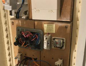 Remise aux Normes d'un tableau électrique avant